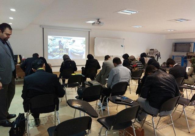 شرکت نگین خودرو نماینده رسمی رنو فرانسه در ایران